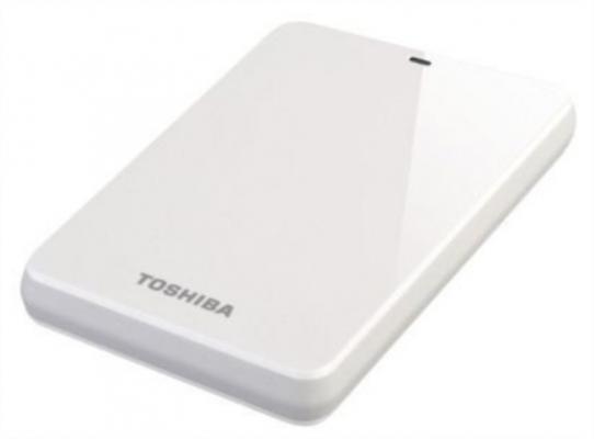 Toshiba Canvio Stor.E 2TB USB 3.0 zunanji disk, bela