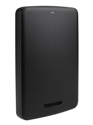 Toshiba Canvio Basics 500GB USB 3.0 zunanji disk, črn
