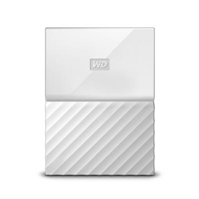 WD My Passport 2TB USB 3.0, bel