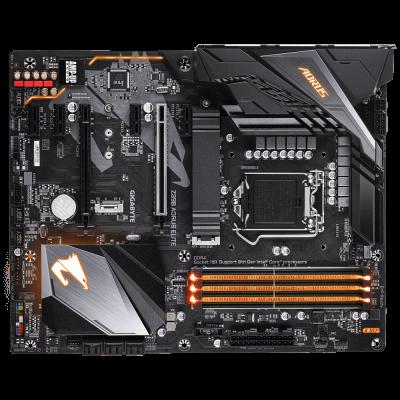 GIGABYTE Z390 AORUS ELITE, DDR4, SATA3, USB3.1Gen2, HDMI, LGA1151 ATX