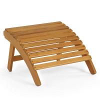 VonHaus wooden footrest