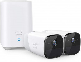 Eufy by Anker Eufy Cam 2 Kit set of 2 surveillance cameras and base stations