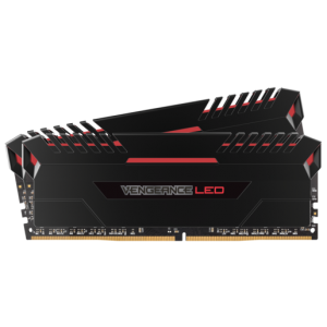 CORSAIR VENGEANCE® LED 16GB (2 x 8GB) DDR4 DRAM 3200MHz CL16 LED