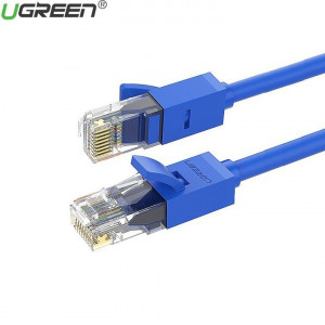 UGREEN Cat 6 UTP Lan cable 1m blue