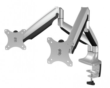 IcyBox double desktop mount for monitor up to 32 ''