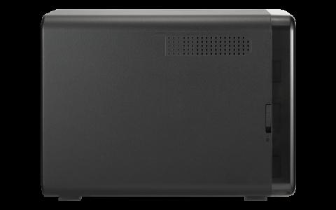 QNAP TS-653B-4G NAS server for 6 disks
