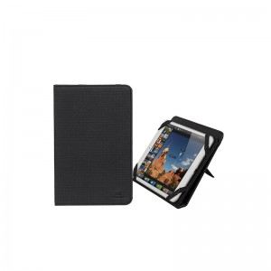 RivaCase stand with cover for tablet 8 '' black