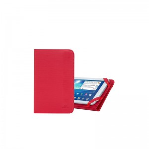 RivaCase stand with cover for 7 '' red plate