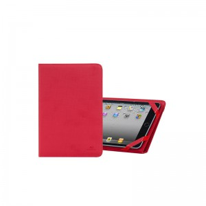RivaCase stand with cover for 8 '' red plate