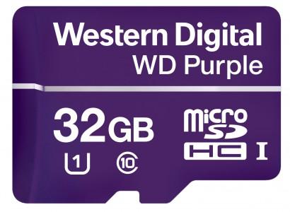 WD 32GB Purple microSD kartica