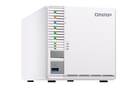 QNAP TS-332X-2G NAS server for 3 disks