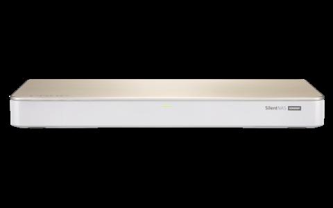 QNAP HS-453DX NAS server for 2 disks (HDMI 4K)