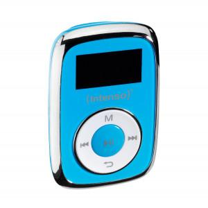 Intenso MP3 predvajalnik Music Mover - moder