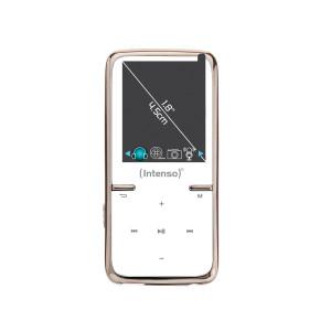 Intenso MP3 predvajalnik Video Scooter - bel