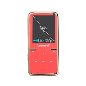 Intenso MP3 predvajalnik Video Scooter - roza