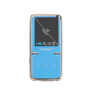 Intenso MP3 predvajalnik Video Scooter - moder