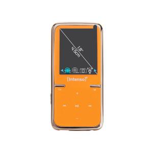 Intenso MP3 predvajalnik Video Scooter - oranžen