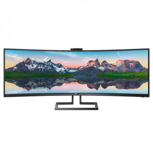 "Philips 439P9H 43 ""SuperWide curved monitor"