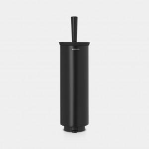 Brabantia WC ščetka in stensko stojalo - črna