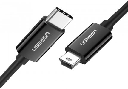 Ugreen cable USB-C 2.0 (M) to Mini USB 5Pin male