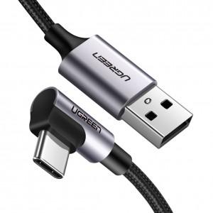 Ugreen USB-C kotni kabel 0.9 m
