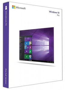 Microsoft Windows Pro 10 FPP English, USB