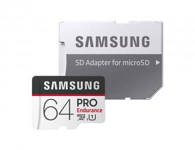 Samsung MB-MJ64GA/EU microSDXC Class 10 PRO Endurance 64GB spominska kartica