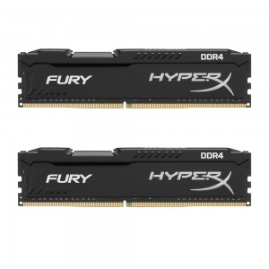 Kingston HyperX Fury 8GB kit 2400MHz DDR4 CL15