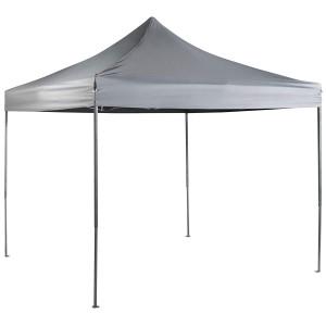 VonHaus paviljon Pop Up Premium 3x3m Slate Grey