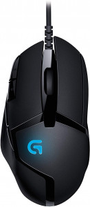 Logitech Gaming Mouse G402 LED Hyperion Fury (910-004067)