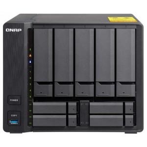 QNAP TS-932X-8G server for 9 disks
