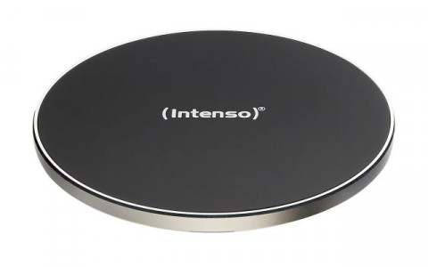 Intenso wireless induction charger BA1, black, up to 10W