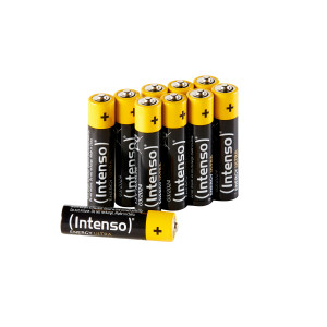 Intenso baterije AAA Energy Ultra 10kos