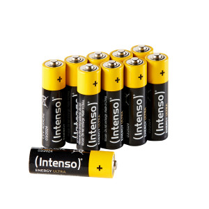 Intenso baterije AA Energy Ultra 10kos