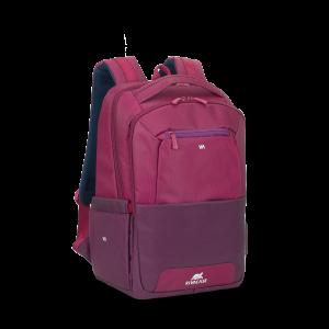 "RivaCase nahrbtnik za prenosnike 15.6"" 7767 Claret Violet/Purple"
