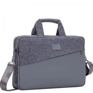 """RivaCase siva MacBook Pro in Ultrabook torba 15.6"""""""