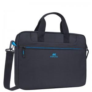 RivaCase torba za prenosni računalnik 15,6'' črna 8037 black