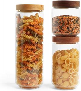 VonShef set posod za živila (3 kosi)