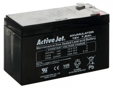 Activejet battery / accumulator 12V 7Ah