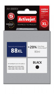 ActiveJet black ink HP 88XL C9396AE