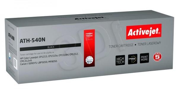ActiveJet črn toner HP 125A/CB540A Canon CRG-716B