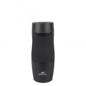 RivaCase black thermo travel pot 90345BM, 0.38L