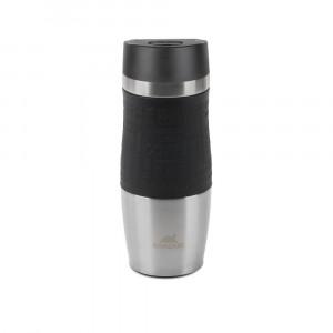 RivaCase silver thermo travel pot 90346SL, 0.38L