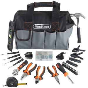 VonHaus torba z orodjem - 92 delni komplet