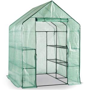 VonHaus greenhouse 143 x 143 x 195cm