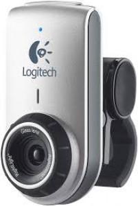 Logitech WEB Camera QuickCam For NoteBooks DeLux