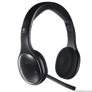 Logitech Headphones H800 Wireless, USB