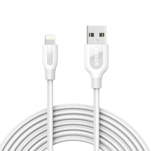 Anker PowerLine+ Lightning kabel 3m bel