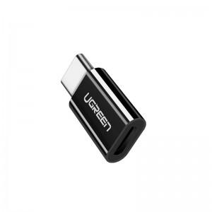 Ugreen USB-C 3.1 na Micro USB Adapter črn