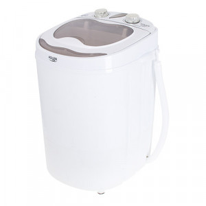 Adler mini washing machine with spin function